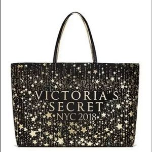 Victoria's Secret Angels & NYC Tote 2018 New NWT